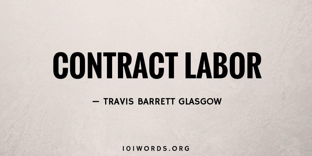 Contract Labor
